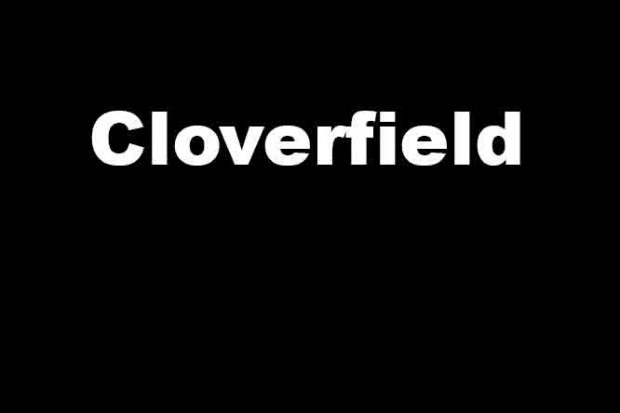 Cloverfield 2008 movie